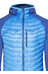 Dynafit Traverse Hybrid Primaloft Jas Heren blauw